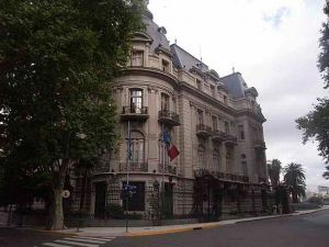 Photos of Beaux Arts style - French Embassy Buenos Aires.jpg