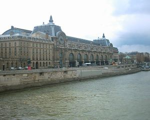 Photos of Beaux Arts style - Gare dOrsay Paris - heritage architecture.jpg