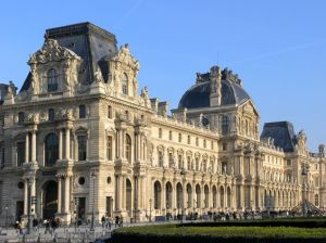 Photos of Beaux Arts style - Louvre_Aile_Richelieu via myLusciousLife.com.jpg
