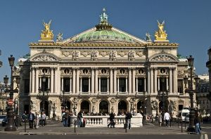 Photos of Beaux Arts style - Palais Garnier - Opera de Paris - Paris Opera.jpg
