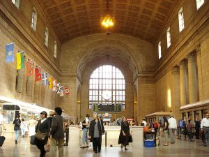 Photos of Beaux Arts style - The Great Hall of Toronto Union Station.jpg