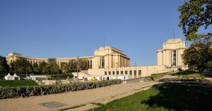 Photos of Beaux Arts style - Trocadero site of the Palais de Chaillot Paris.jpg