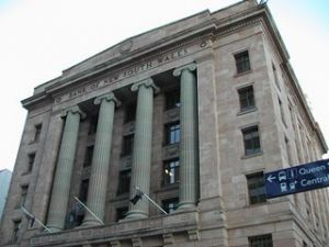 Photos of Beaux Arts style - Westpac Bank Building Elizabeth Street Brisbane.JPG