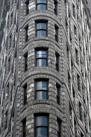 Photos of Beaux Arts style - the fuller Building - Flatiron Building - New York City.jpg