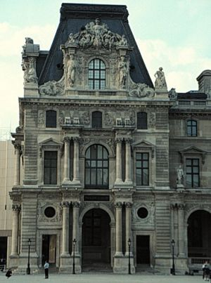 Photos of Beaux Arts style - visconti_lefuel building.jpg