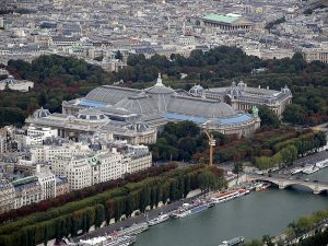 Pictures of Beaux Arts style - Grand Palais des Champs-Elysees Paris.jpg
