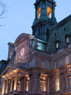 Pictures of Beaux Arts style - Montreal City Hall.jpg