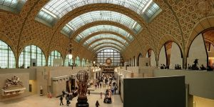 Pictures of Beaux Arts style - Musee Orsay Paris via myLusciousLife.com.jpg