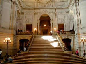 Pictures of Beaux Arts style - San Francisco City Hall via myLusciousLife.com.jpg