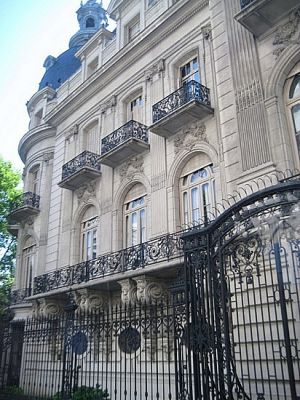 Pictures of Beaux Arts style - french Embassy Buenos Aires.jpg