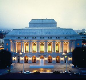 The War Memorial Opera House in San Francisco Californias Civic Center.jpg