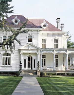 William Howard Thompson House Illinois - Beaux Arts architecture style.jpg