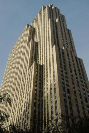 about art deco - architecture - Rockefeller Center - GE Building- art deco new york.JPG