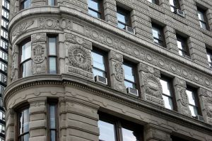 the fuller Building - Flatiron Building - New York City by Daniel Burnham.jpg