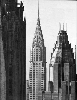 what is art deco - Art Deco style including chrysler - art deco movement.jpg
