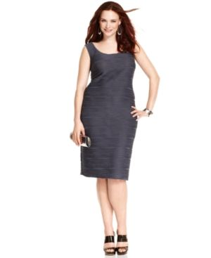NY Collection Plus Size Dress Sleeveless Textured Body-Con Plus Sizes PLUS SIZE APPAREL.jpg