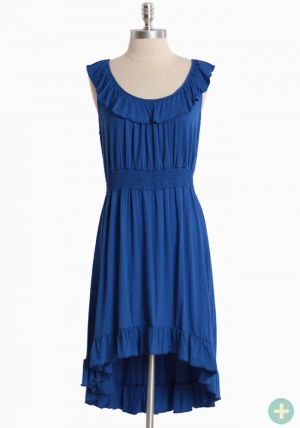 cheap plus size summer dresses - ShopRuche.com Island Getaway Curvy Plus Dress In Blue.jpg