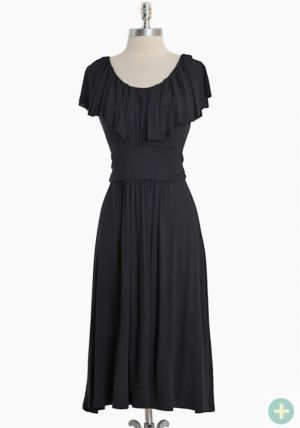 plus size dresses for cheap - ShopRuche.com Seasonal Symphony Curvy Plus Dress In Black.jpg