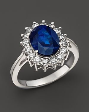 Bloomingdales Diamond and Sapphire Ring Set In White Gold.jpg