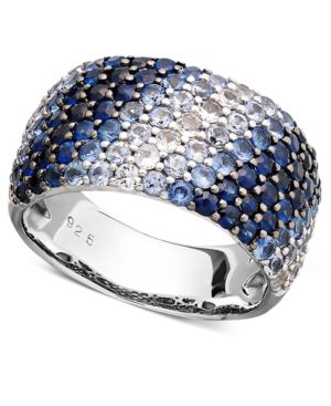 EFFY Collection Balissima by Effy Collection Sterling Silver Ring Sapphire Ring.jpg