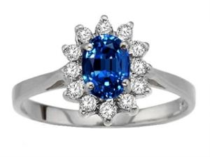 FineJewelers.com Tommaso Design Kate Princess Diana Style Quality Created Sapphire Oval and Diamond Ring.jpg