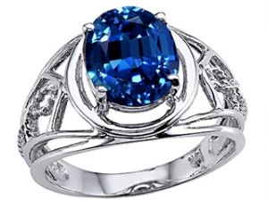 FineJewelers.com Tommaso Design Large Oval 10x8mm Created Sapphire Ring.jpg
