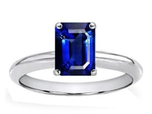 FineJewelers.com Tommaso Design Octagon Cut 8x6mm Created Sapphire Ring.jpg