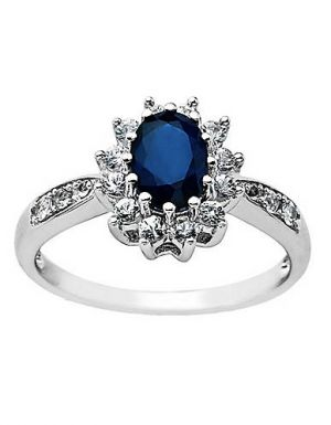 LORD & TAYLOR Sapphire Ring in 14 Kt. White Gold.jpg