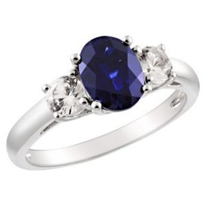 Target Sterling Silver Created Blue and White Sapphire Ring.jpg