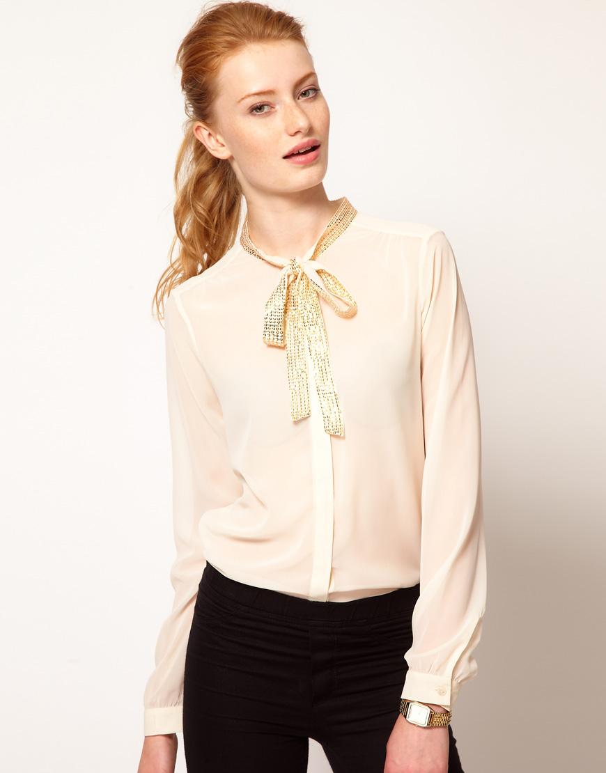 Где Купить Красивые Белые Блузки