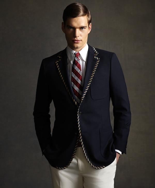 Gatsby brooks brothers via myluscious life blog mens style clothing