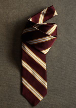 Gatsby clothing for men - Brooks Brothers - menswear from the 1920s  mens tie MA01282_BURGUNDY-GOLD_G.jpg