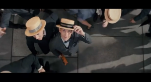 4da69f9a6af PNG Nick in Brooks Brothers boater for The Great Gatsby 2013 - fashion in  film.