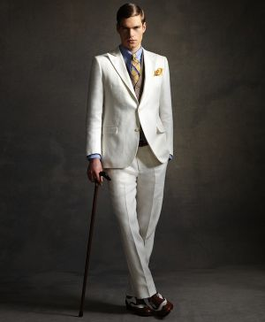 The Great Gatsby Menswear Inspired By 1920s From Brooks Brothers