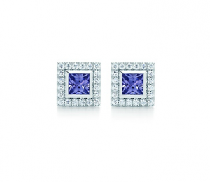 Tiffany Grace earrings in platinum with tanzanites and diamonds - The Great Gatsby collection.PNG
