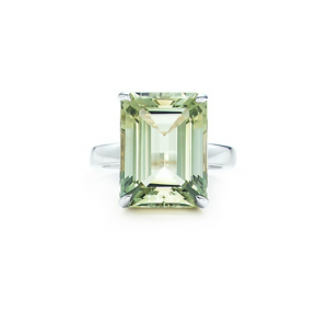 67e8f73db PNG Tiffany Sparklers praseolite cocktail ring in sterling silver - The  Great Gatsby collection.