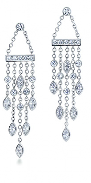 Tiffany Swing drop earrings of diamonds in platinum - The Great Gatsby collection.PNG