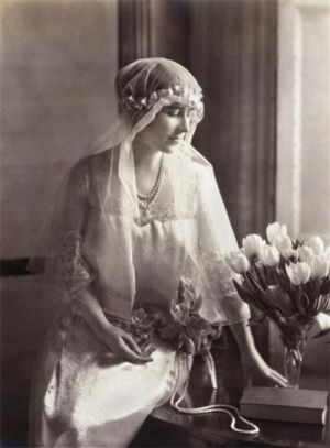1920 s wedding theme - young royal elizabeth-in-her-1920s-wedding-dress.jpg