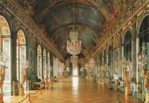 Inspiration for the Gatsby house - the Hall of Mirrors in Versailles.jpg