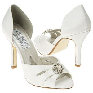 Liz Rene by Benjamin Walk Giselle Shoes - White - Womens Wedding Shoes.jpg