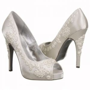 Martinez Valero Olivia Shoes Ivory Satin - Womens Wedding Shoes.jpg