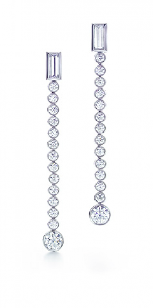 Tiffany Jazz drop earrings with diamonds in platinum - The Great Gatsby collection.PNG
