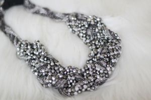 Vintage glam - Inspired by The Great Gatsby - beautiful necklace and fur.jpg