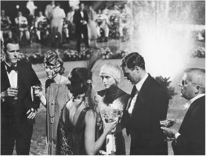 vintage 1920s wedding - bride wedding - gatsby party 1920s.jpg