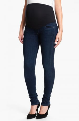 Citizens of Humanity Skinny Maternity Jeans Royal Womens Royal Size.jpg