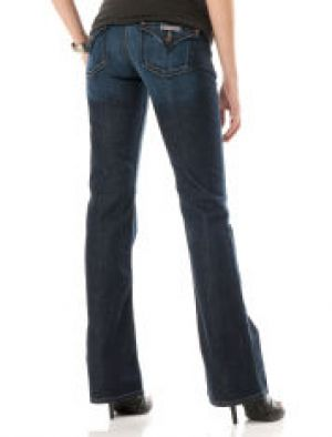 Hudson Secret Fit Belly 5 Pocket Boot Cut Maternity Jeans.jpg