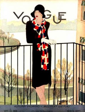 Vintage Vogue magazine covers - mylusciouslife.com - Vintage Vogue cover51.jpg