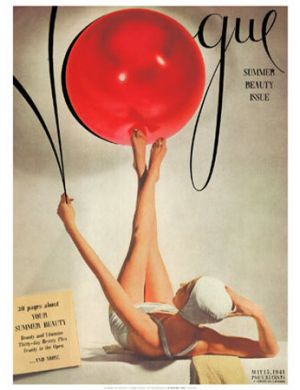 Vintage Vogue magazine covers - mylusciouslife.com - Vintage Vogue covers-May-15-1941.jpg
