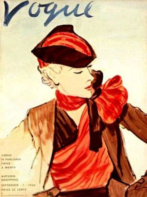 Vintage Vogue magazine covers - mylusciouslife.com - Vintage Vogue covers14.jpg