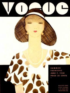 Vintage Vogue magazine covers - mylusciouslife.com - Vintage Vogue covers18.jpg